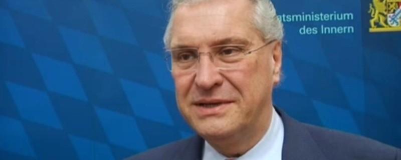 Joachim Hermann - Bayerischer Innenminister, © Hermann informiert über S-Bahn Neuvergabe