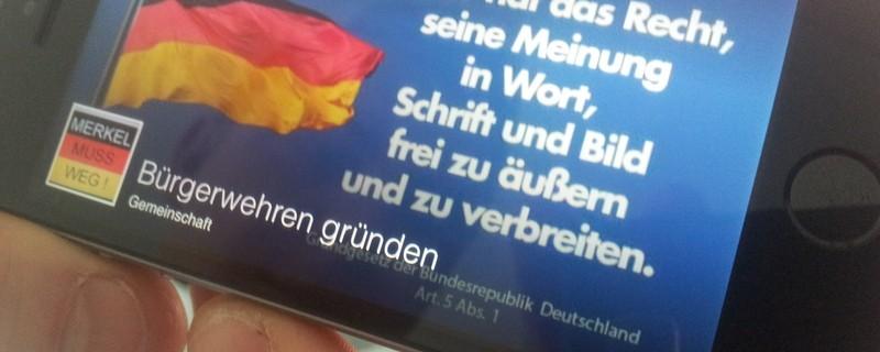 Bürgerwehren in Bayern