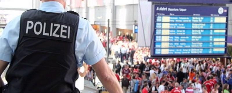 Polizei am Hauptbahnhof, © Polizei am Hauptbahnhof München