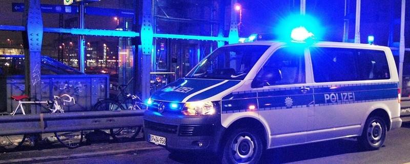 Hackerbrücke: ICE trennt Mann Fuß ab, © Foto: Bundespolizei