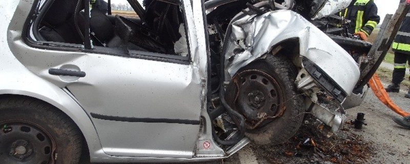 Tödlicher Verkehrsunfall zwischen Gilching und Alling, © Foto: Polizei