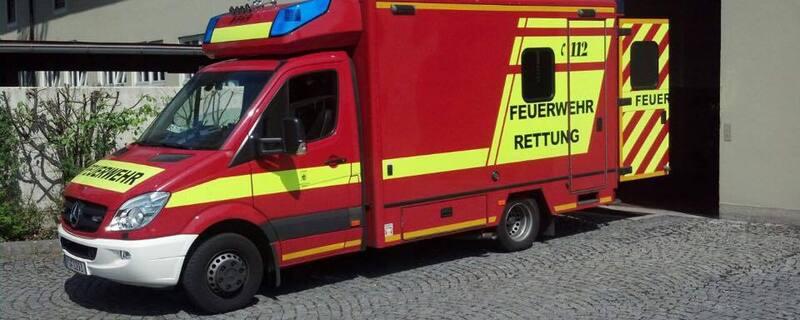 Gleich zwei brennende Autos in München diese Woche , © Waschmaschine verursacht Brand