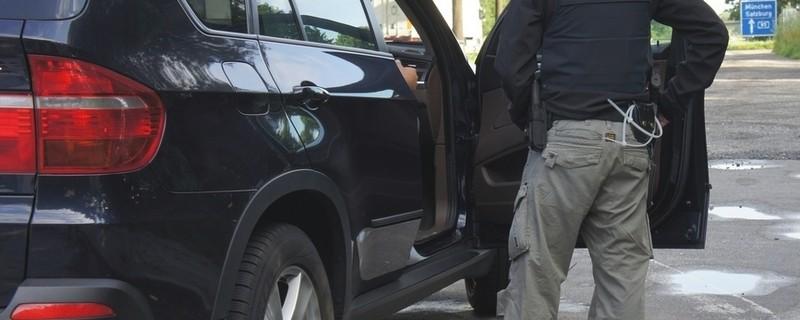 Polizeikontrolle, © Symbolbild