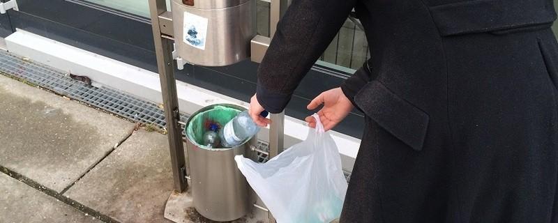 flaschensammler armut, © Durch Pfandflaschen verdienen sich auch in München viele Personen etwas dazu.