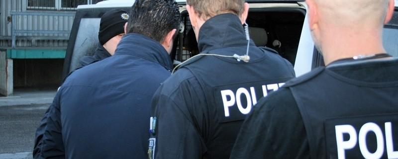 Festnahme Bundespolizei München, © Symbolfoto