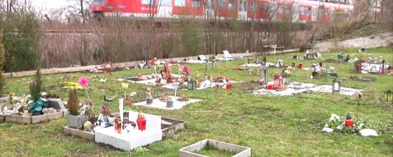 der Tierfriedhof bei München