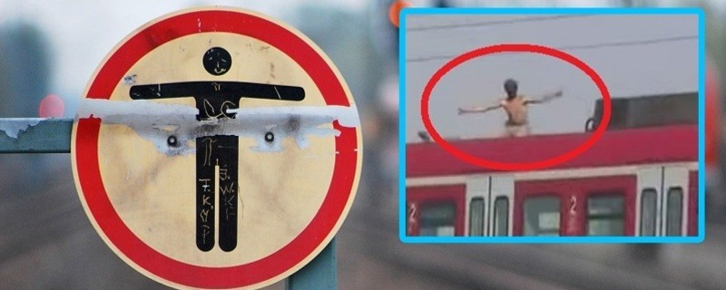© Immer wieder gibt es Probleme mit Personen auf den Gleisen - manchmal auch mit sogenannten S-Bahn-Surfern