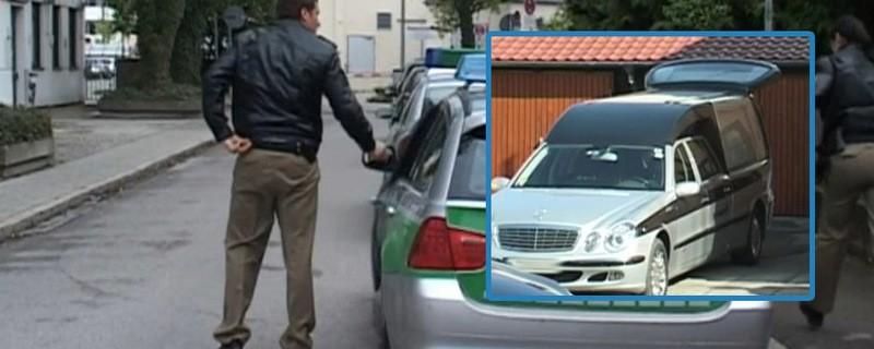 © Symbolfoto - Bei dem vermissten Wagen handelt es sich um ein anderes Fahrzeug.