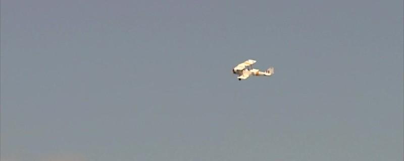 © Symbolfoto eines kleinen Flugzeugs