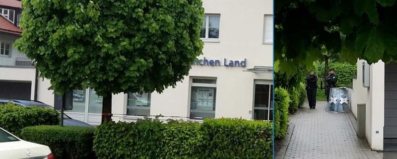 © Ein Banküberfall in der Münchner Straße konnte schnell geklärt werden.