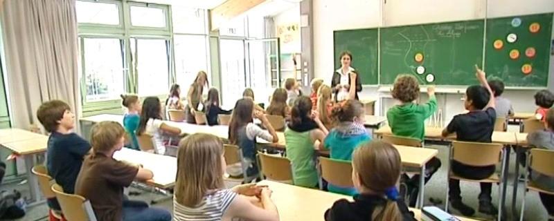 Schulklasse, © Symbolfoto