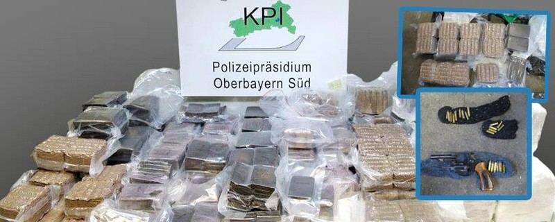 Drogen sichergestellt, © Fotos: Polizei