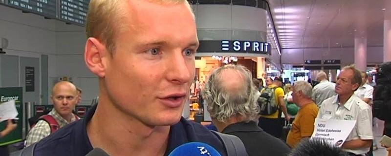 Fußballer Sebastian Rode im Interview