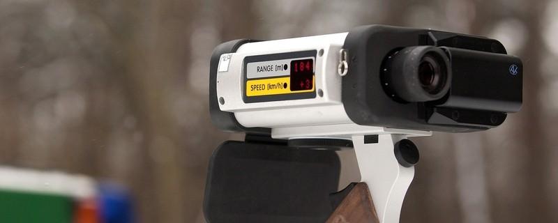 Die Polizei hat einen Porsche-Fahrer mit 101km/h vor einer Schule geblitzt, © Symbolfoto Geschwindigkeitskontrolle