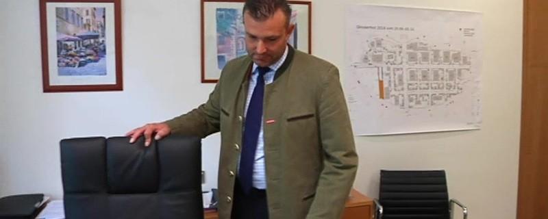 Georg Schlagbauer tritt von allen Ämtern zurück