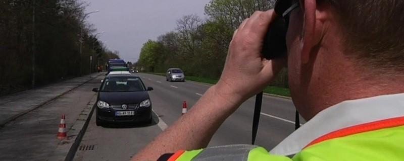 Straßensperre der Polizei, © Symbolfoto