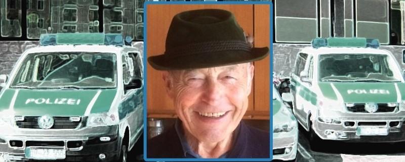 74 Jahre alter Rentner aus Wolfratshausen vermisst, © Foto: Polizei