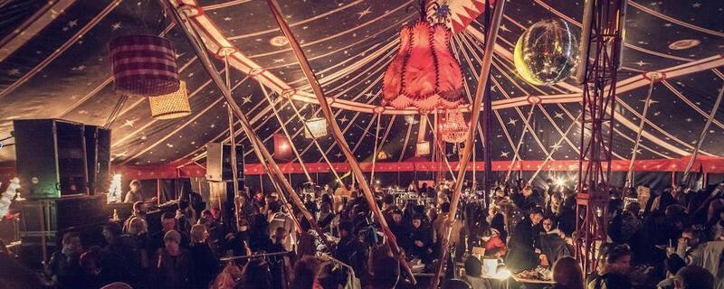 Der Wannda Nachtflohmarkt , © Foto: Fabian Christ