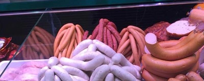 Wurst Wiener Wurst-Theke, © Symbolfoto