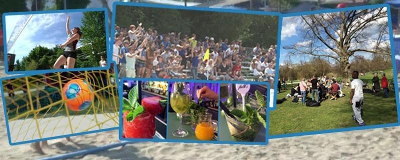 Sommerfest mit Sport in München