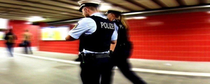Bundespolizei im Einsatz, © Foto: Bundespolizei