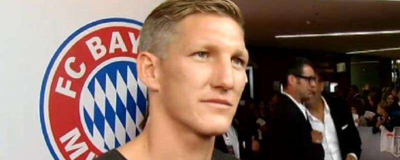 Bastian Schweinsteiger, FC Bayern München, FC Bayern, Fußball