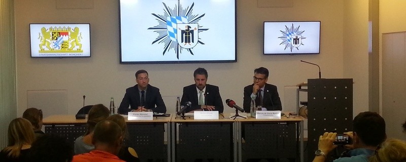 Mordkommission Pressekonferenz nach Messerattacke in Giesing