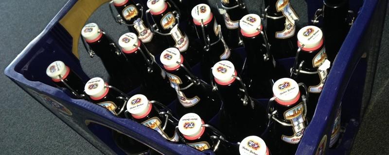 Kasten Bier, © Symbolbild