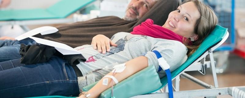 Blutspende, Blut, BRK, Bayerisches Rotes Kreuz, spenden, © Foto: BRK