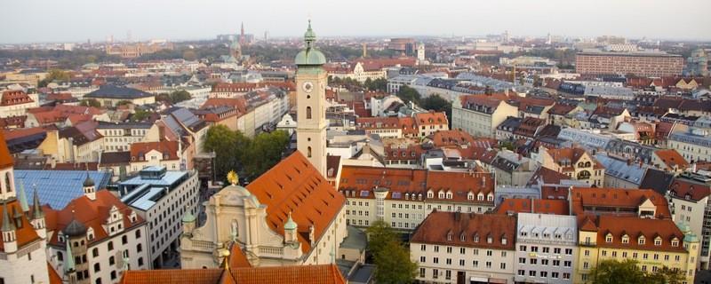 München Panorama, © Münchner Universitäten unter Top 100 weltweit