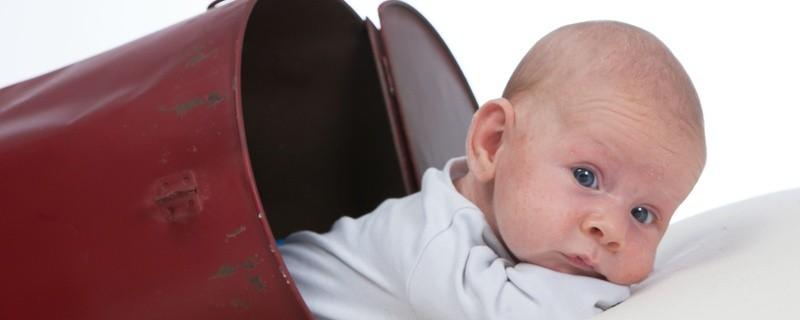 Stammzellenspende Typisierungsaktion Registrierungsaktion DKMS, © Foto: DKMS // Der kleine Alex braucht dringend einen Spender