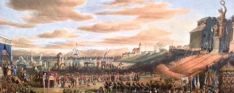 Die Geschichte des Münchner Oktoberfestes
