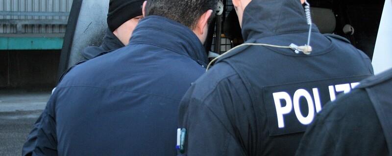 Einsatz der Bundespolizei am letzten Wiesnsamstag, © Bild: Bundespolizei