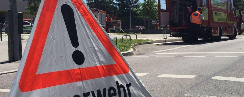 Feuerwehreinsatz in München, © Symbolfoto