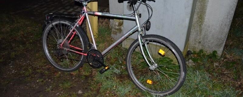 © Dies könnte möglicherweise das Fahrrad des Toten sein / Foto: Polizei München
