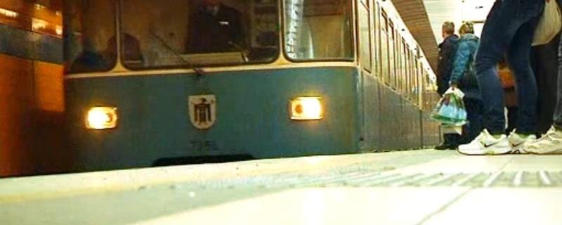 U-Bahn am Marienplatz, © Symbolfoto