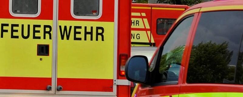 Die Feuerwehr bei einem Einsatz., © Symbolfoto