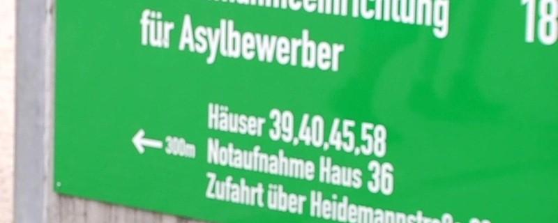 Steigende Asylbewerberzahlen werden erwartet, © Erstaufnahmeeinrichtung in München
