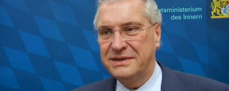 Joachim Hermann - Bayerischer Innenminister, © Innenminister Joachim Herrmann