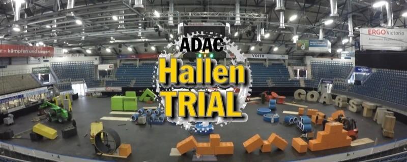 © ADAC Hallen-Trial 2017 in Ingolstadt