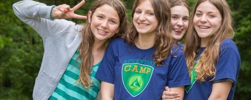 Insgesamt 200 Kinder und Jugendliche im Alter von 11 bis 15 Jahren können sich ab jetzt bis zum 10. April für die kostenlosen KMDD-Adventure-Camps bewerben., © Das Adventure Camp 1 findet vom 3.-5. Juni 2017 in Neuburg a. d. Donau statt. Foto: Nicolas Doering