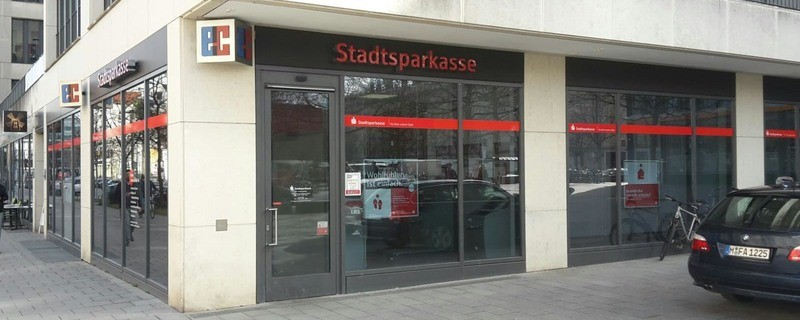 Banküberfall, Heimeranstraße, Sparkasse, © Die Sparkassenfiliale an der Heimeranstraße wurde überfallen