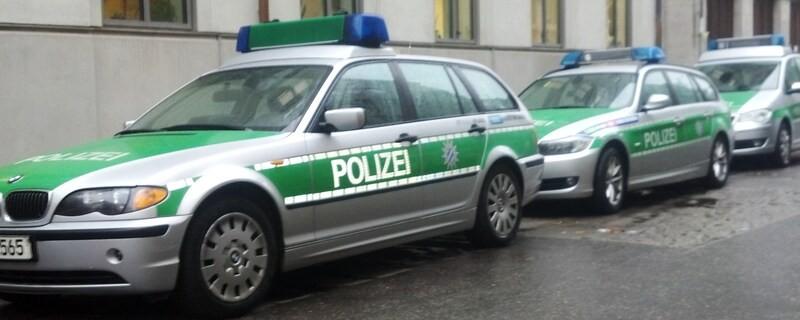 Polizeiauto, © Symbolfoto