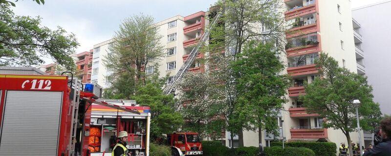 © Brand in der Plettstraße