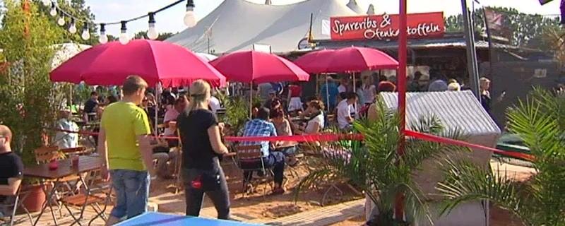 Das Sommerfestival Tollwood startet am 21. Juni im Olympiapark.