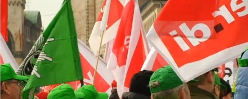 Verdi Streik in München, © Symbolfoto