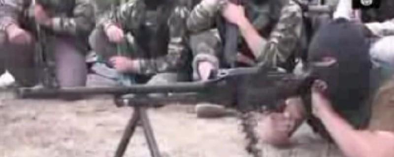 © Kämpfer der Terrormiliz Islamischer Staat - Symbolfoto