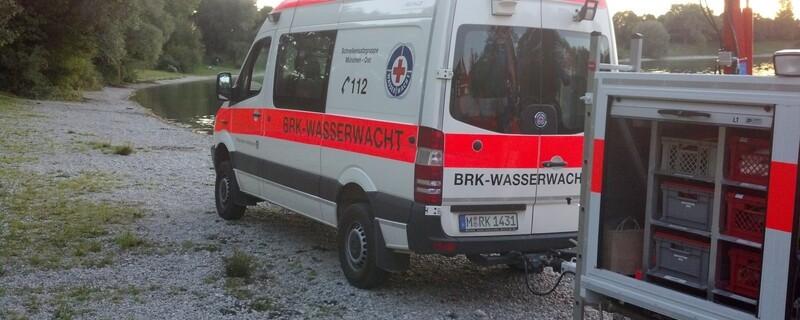 Wasserwacht Rettungsdienst, © Symbolfoto