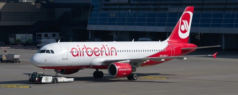 Eine Air-Berlin Maschine, © Symbolfoto
