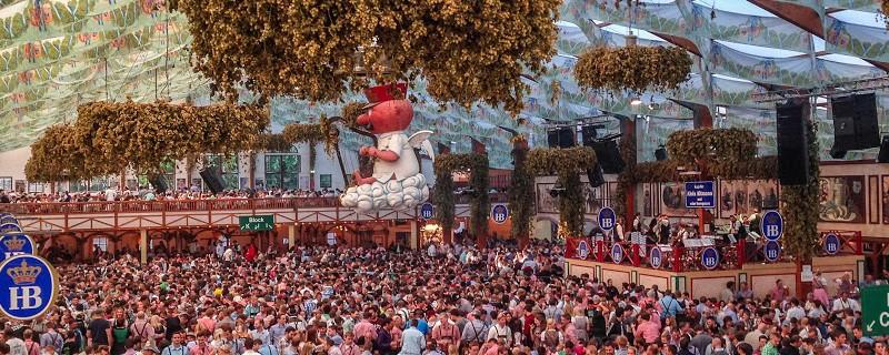 Oktoberfest 2017 - Diese Wiesn-Webcams sind jetzt online.